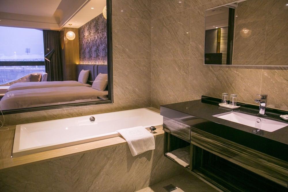 Habitación clásica con 2 camas individuales - Baño