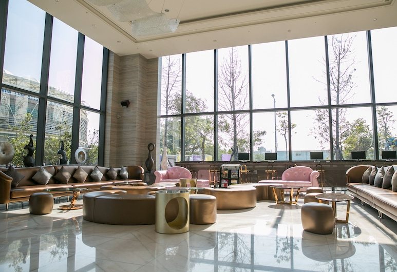 三好國際酒店, 斗六市, 大廳休息區
