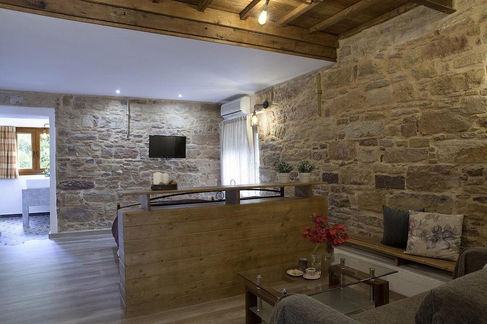 Standard-Doppelzimmer - Wohnzimmer