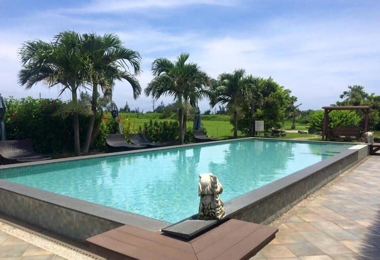 Pangola B&B, Hengchun, Outdoor Pool
