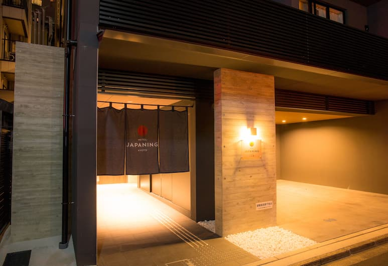 JAPANING Hotel Hakkoen, Kyoto