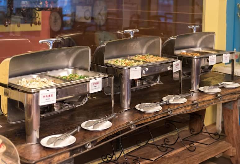 伊麗莎白酒店, 台中市, 餐廳