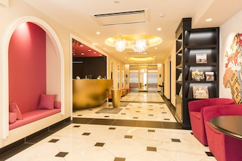 ภาพ โรงแรมวิง อินเตอร์เนชันแนล ซีเล็กต์ ฮากาตะ เอกิมาเอะ ใน ฟุกุโอกะ
