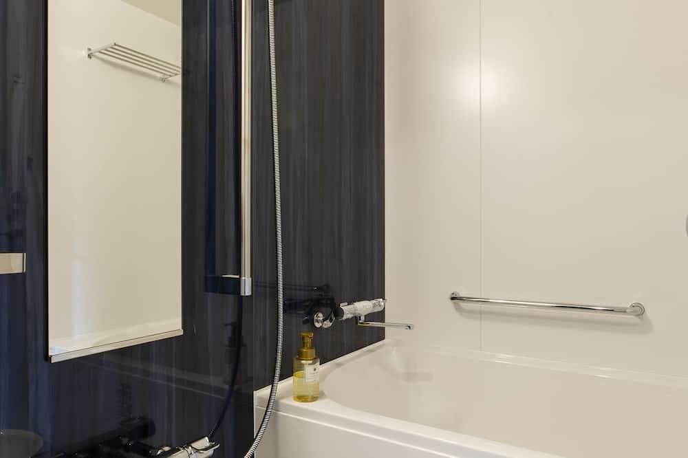 【新館】[North Wing] モデレートツインルーム 禁煙 - バスルーム