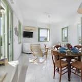 شقة - غرفتا نوم (Mersini) - منطقة المعيشة