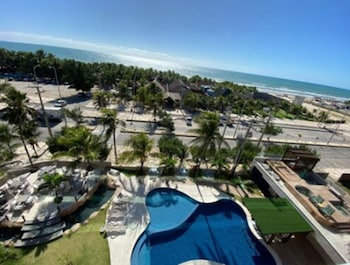 Fortaleza bölgesindeki Crocobeach Hotel resmi