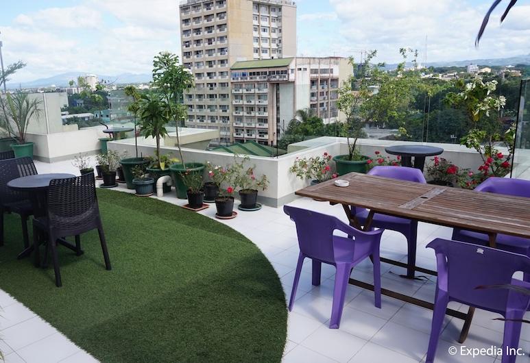 H Hotels - Metro North Uno, Quezon City, Outdoor Dining