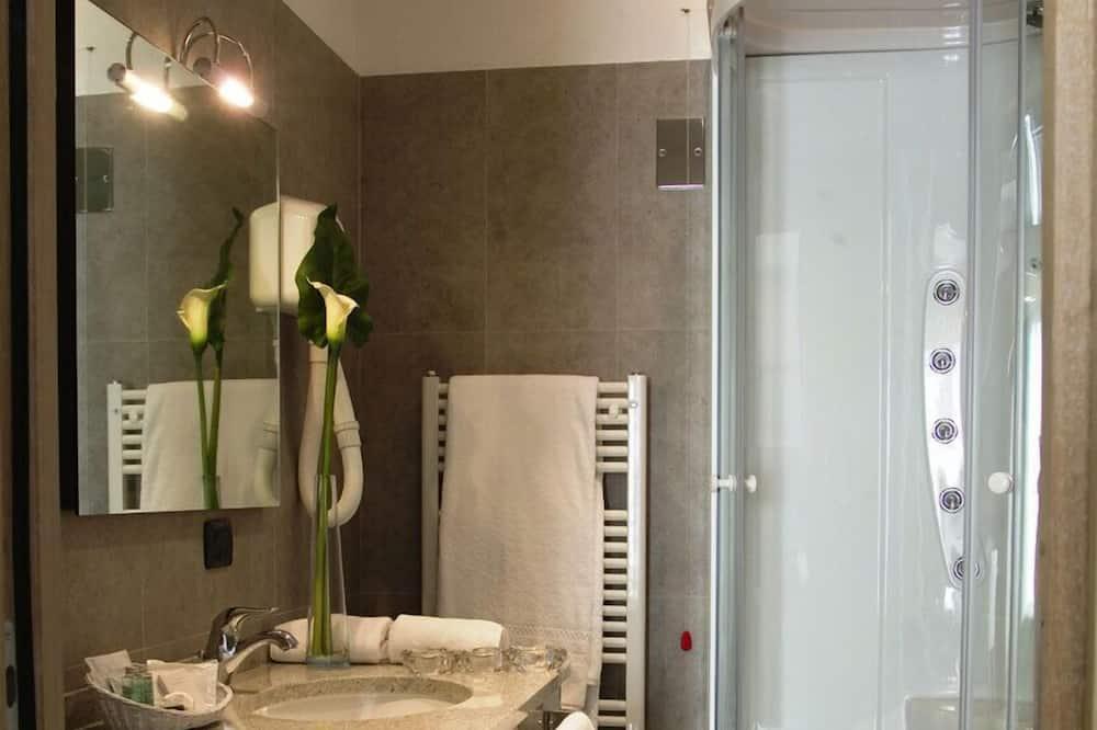 Chambre Double Classique pour 1 personne - Salle de bain