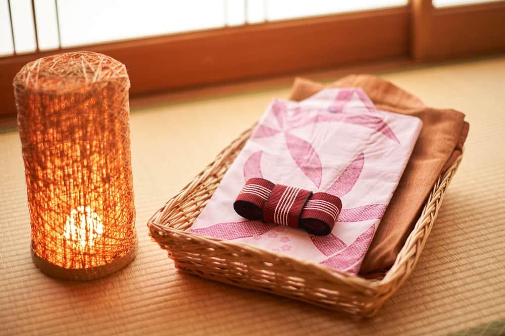 חדר קלאסי (Standard, Japanese Style, Max 3Adults) - חדר אורחים