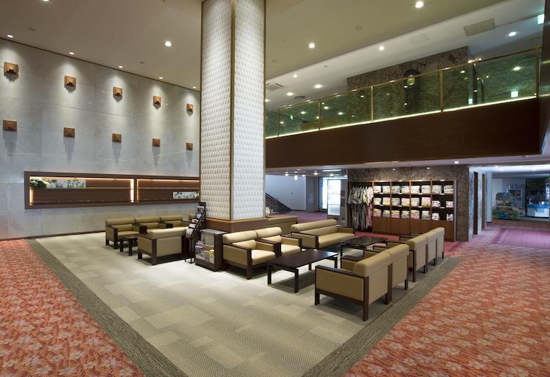 Yukai Resort Dogoonsen Dogo Saichoraku, Matsuyama, Vnútorný vchod