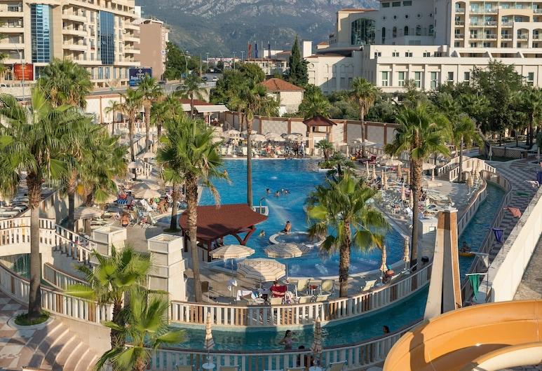 Hotel Mediteran Conference & Spa resort, Бечичі, Відкритий басейн