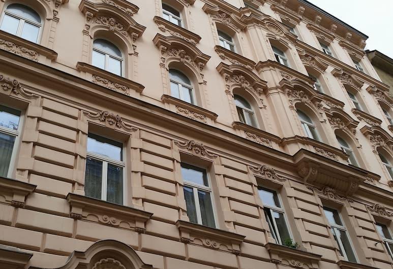 Goldfisch Apartment am Donaukanal, Vīne, Ārpuse