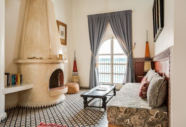 Ryad Watier, Essaouira, Suite familiare, Camera