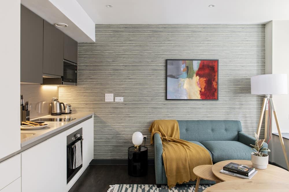 標準開放式客房 - 客房內用餐