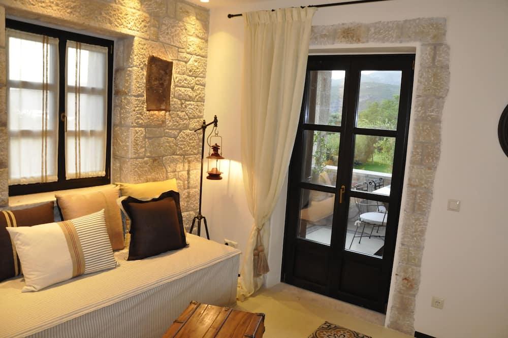 Villa, Deniz Manzaralı (Oria) - Oturma Alanı