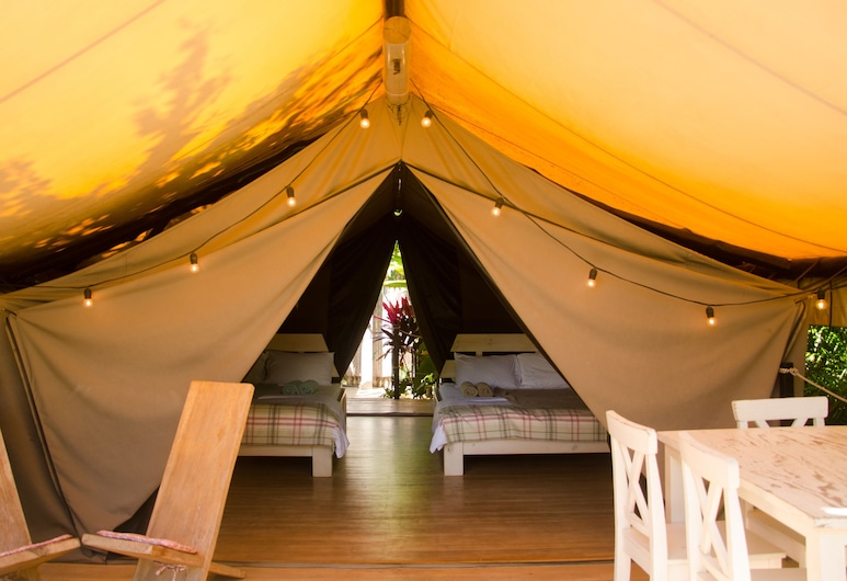Flor y Bambu Hotel Glamping, Playa Grande