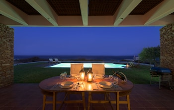 Picture of Cristelia Luxury Sea Front & Pool Villa in Rhodes