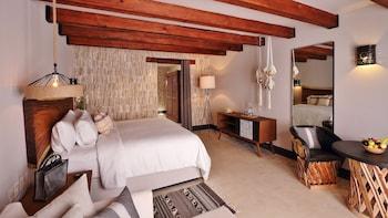 ภาพ Hotel Amomoxtli ใน Tepoztlan