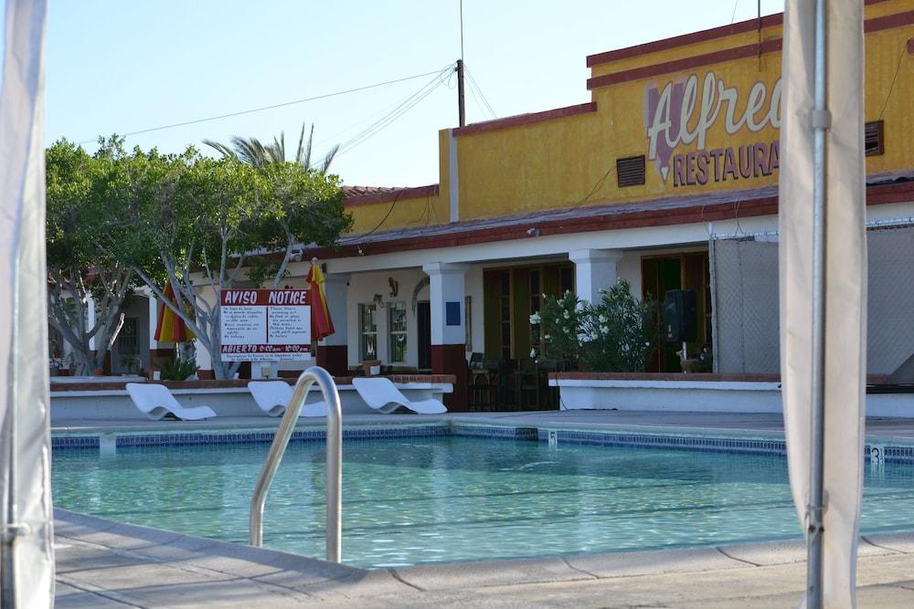 Las Palmas Hotel San Felipe
