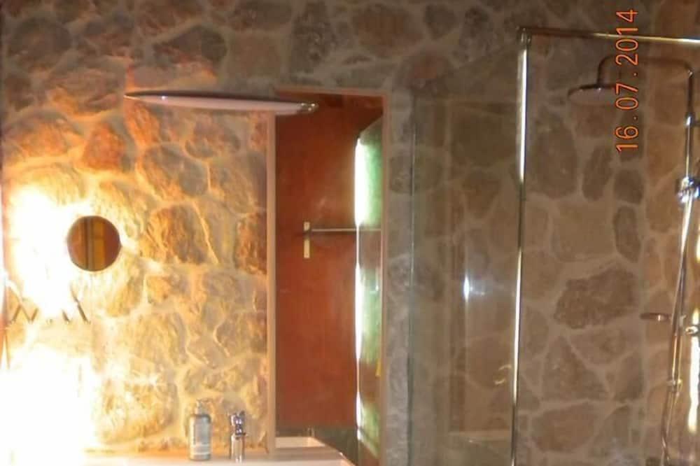 Maisonette, 1 Schlafzimmer, Terrasse - Badezimmer