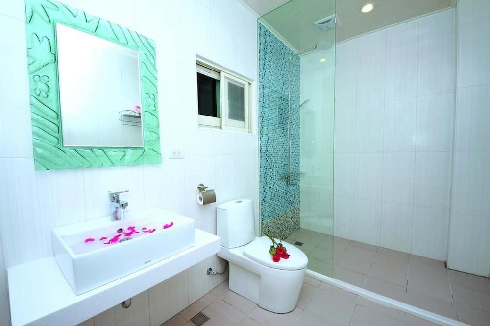 藍色夢幻四人房 - 浴室
