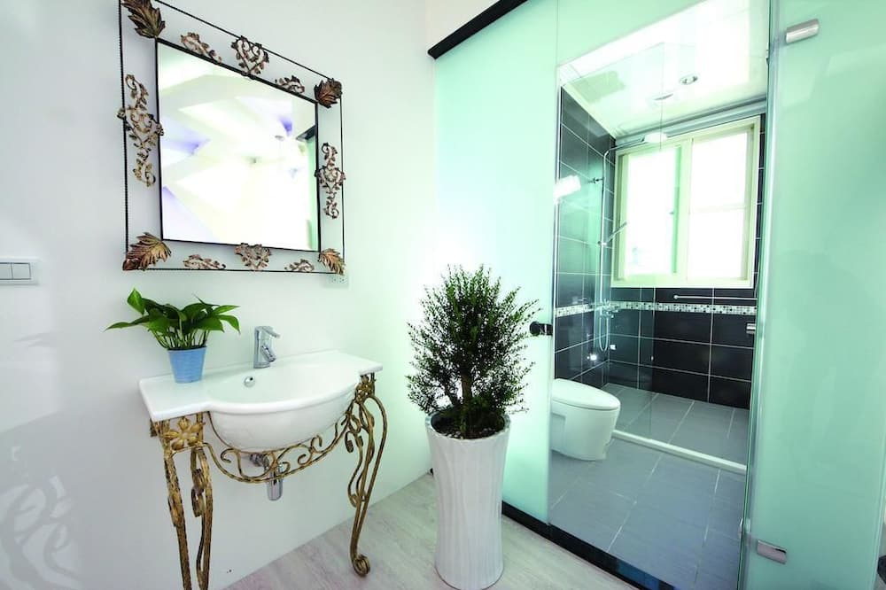 雪精靈雙人房 - 浴室