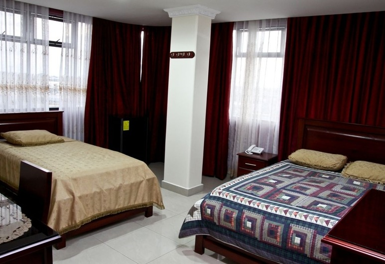 Airport Hotel, Guayaquil, Standard Double Room, Guest Room