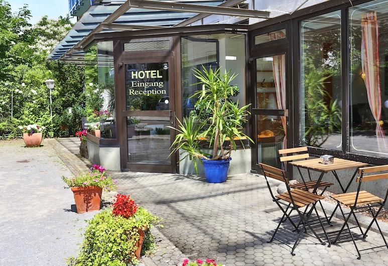 Hotel Maurer, Karlsrūe, Terase/iekšējais pagalms