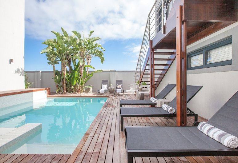 Bliss Boutique Hotel, Cape Town, Outdoor Pool