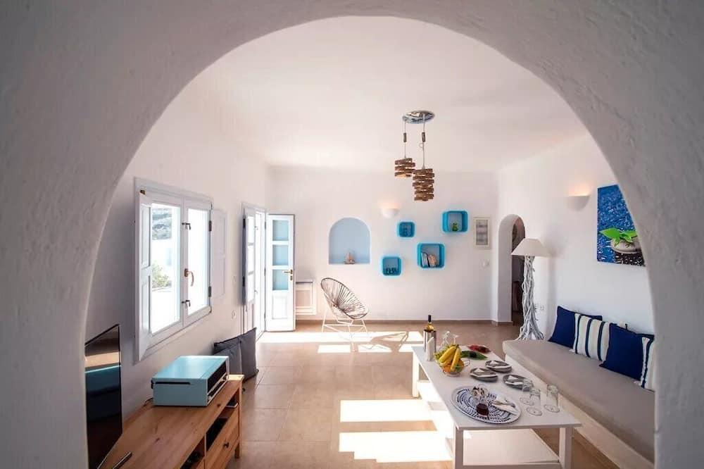 Villa Panoramique, 3 chambres - Coin séjour