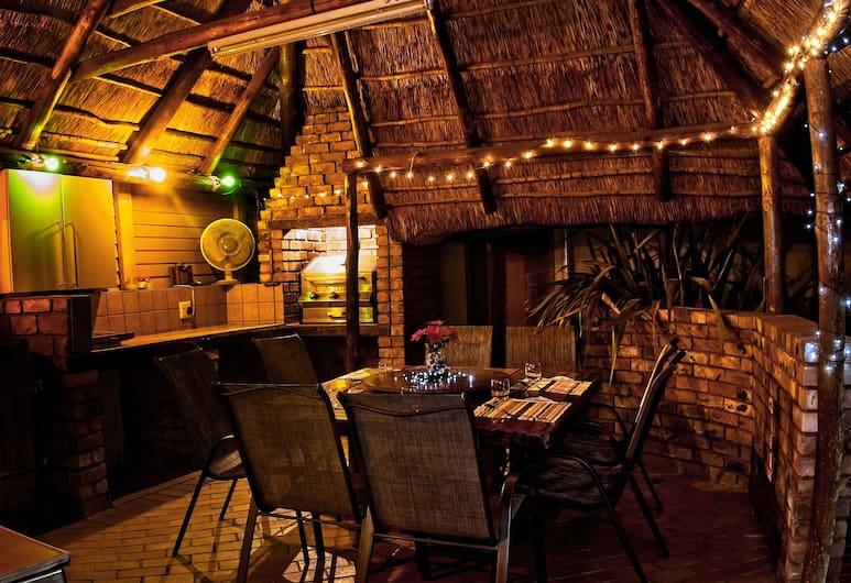 Rest a While Guest House, Pretoria, Terrace/Patio