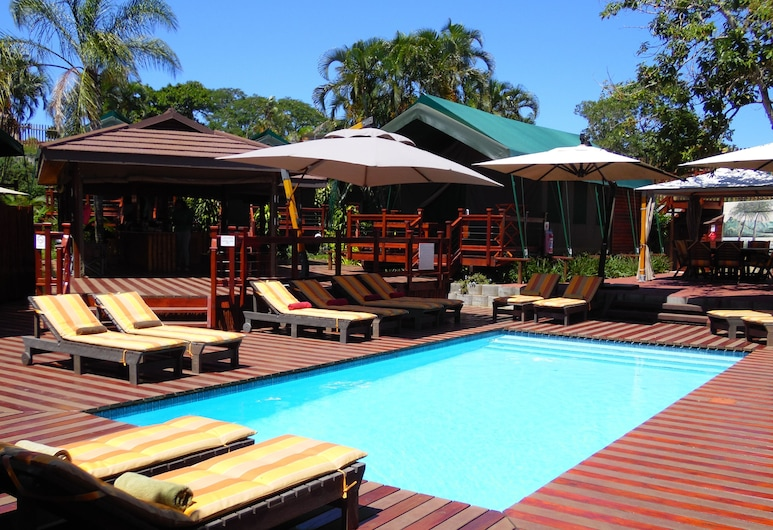Luxury Tented Village at Urban Glamping, St. Lucia