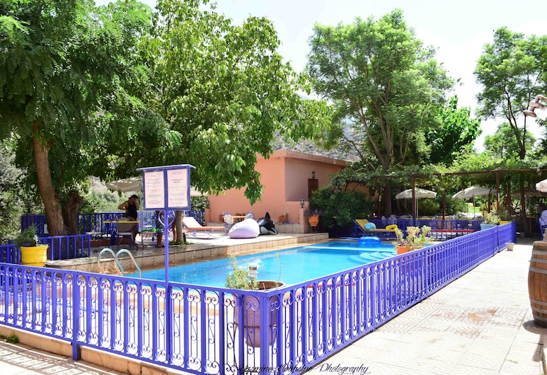 Auberge le Maquis, Sti Fadma, Vanjski bazen