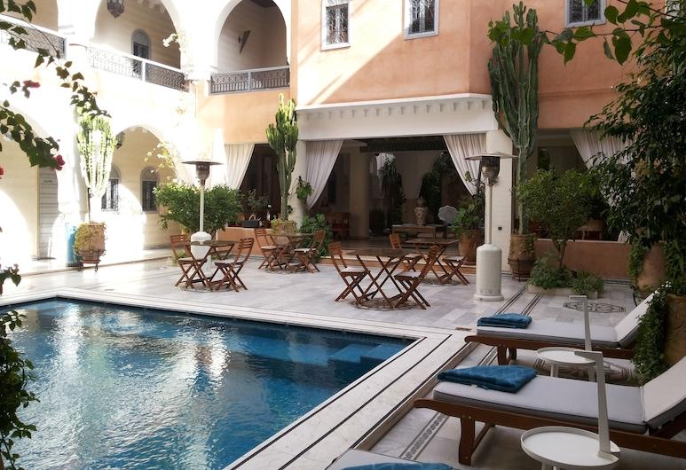 塞爾阿尼卡飯店, 馬拉喀什