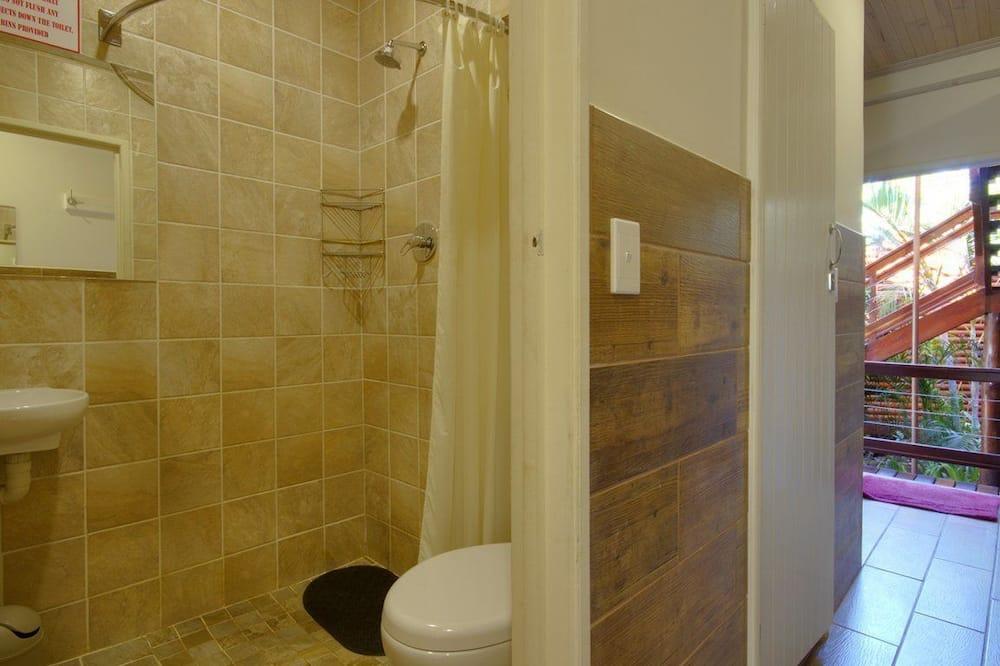 DOUBLE TENT - Fürdőszoba