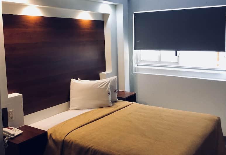 米娜酒店, 墨西哥城, 雙人房, 1 張加大雙人床, 客房
