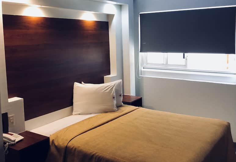 Hotel Mina, Mexico, Chambre Double, 1 grand lit, Chambre