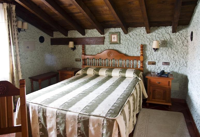 La Casona de Luis, Santillana del Mar, Štandardná dvojlôžková izba pre 1 osobu, Hosťovská izba