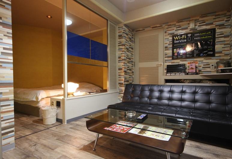 ザ・ホテル - 大人限定, 大阪市, ベーシック ツインルーム 2 ベッドルーム 喫煙可, 部屋