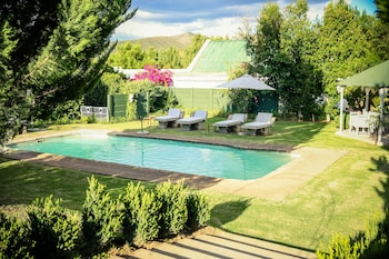Picture of Oue Werf Country House in Oudtshoorn