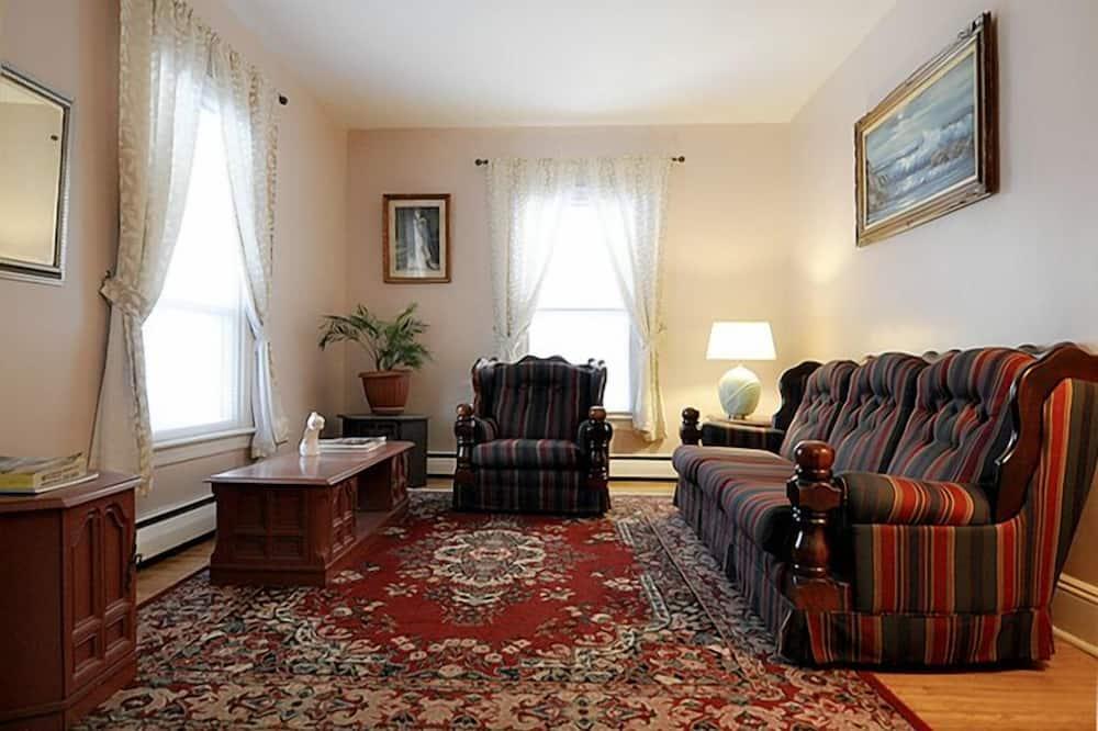 Suite – family, 2 soverom - Oppholdsområde