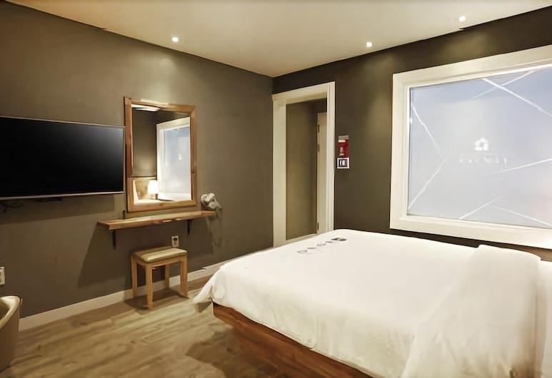 Sono Business Hotel, Daegu, Kamar Double Standar, Kamar Tamu