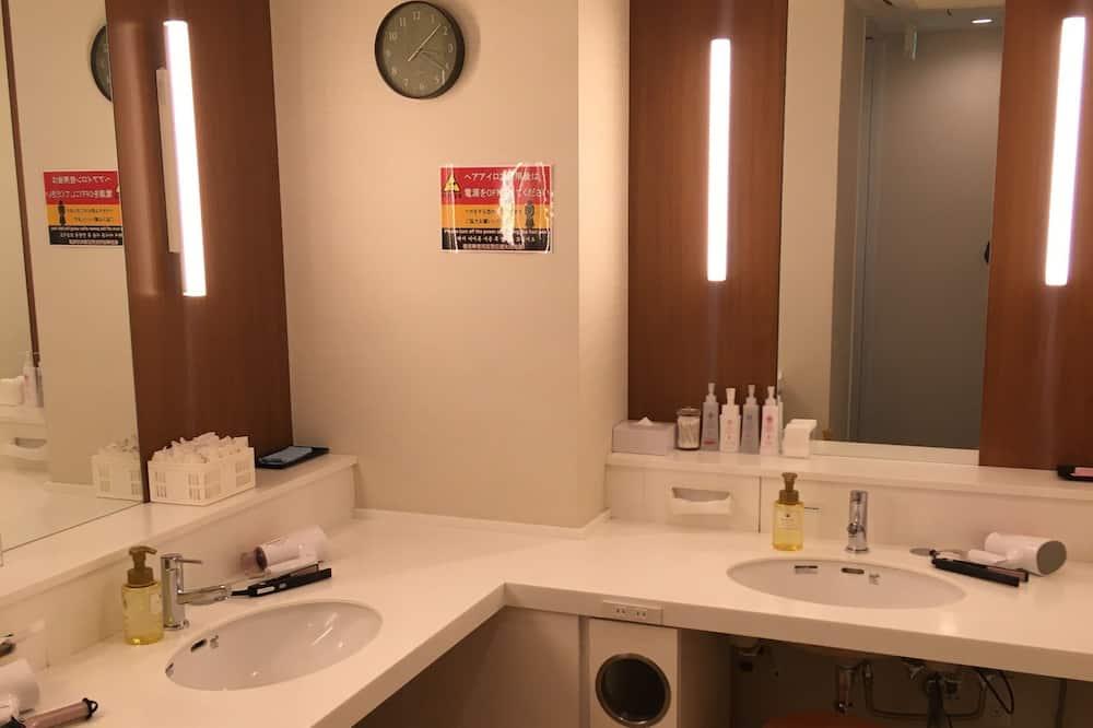 Cabana de Madeira Superior, Apenas para mulheres (First Class) - Casa de banho