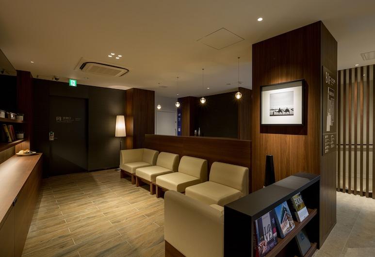 赤坂頭等艙旅館, 東京, 大廳酒廊