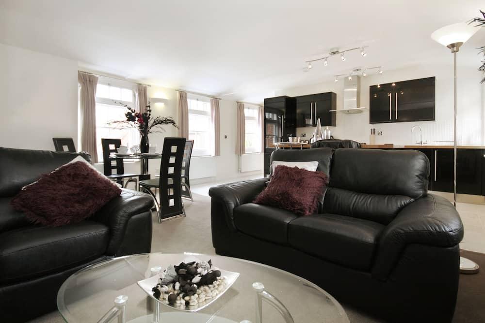公寓, 多張床 (Montague House RG40 1AU) - 客廳