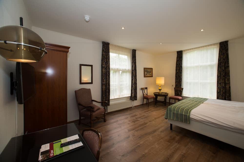 Klasikinio tipo kambarys - Svetainės zona