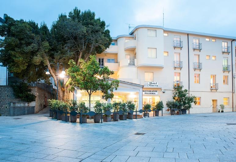 Hotel Murru, Arzana, Fachada del hotel