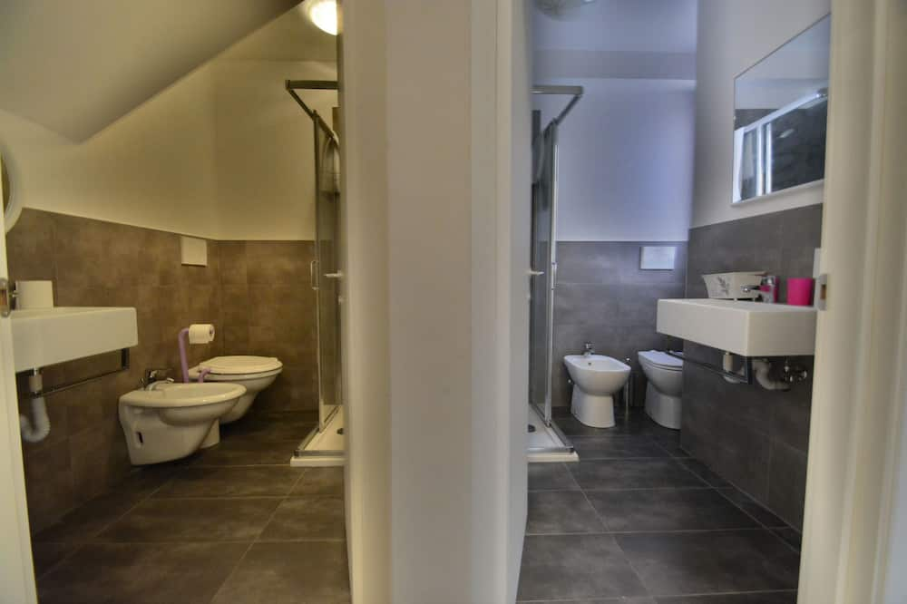 Appartement, 2 chambres - Salle de bain