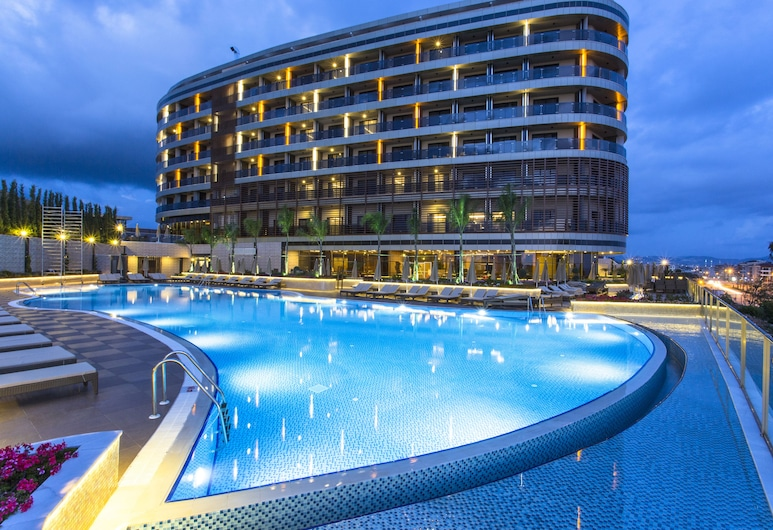 Michell Hotel - Adults Only - All Inclusive, Alanya, Hồ bơi