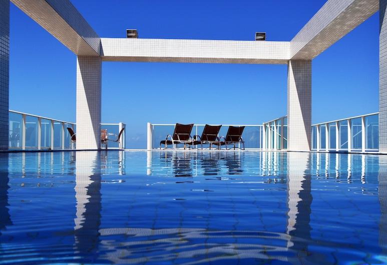 Val Atlantic Hotel, Joao Pessoa, Rooftop Pool